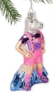 The Unicorn Ornament
